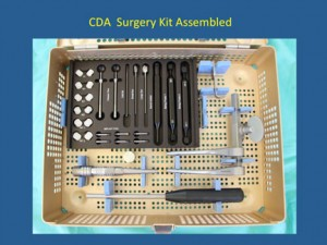 Surgery Kit Gasparinetti