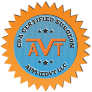 AVT CDA Certification Ribbon